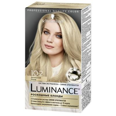 Luminance Color Краска для волос 10.2 Ангельский блонд 165 мл nanibon кардиган