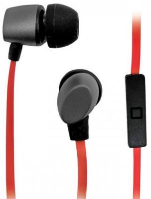 Наушники BBK EP-1560S Compact темно-серый наушники dialog ep f15 красный