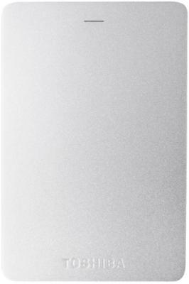 Внешний жесткий диск USB3 500GB EXT. 2.5 SILVER HDTH305ES3AB TOSHIBA