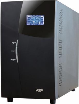 ИБП FSP KN-1103TS 3000VA Черный набор кнопок hyperx keycap fsp moba titaniu hxs kbkc2