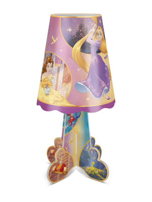 Ночник настольный Disney Принцесса, Белль, Рапунцель, Ариэль цена