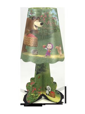 Фото - Ночник настольный Маша и Медведь, Лесная ягода ночник декоративный фотон маша и медведь маша и чтение dnm 01