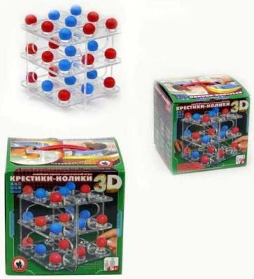 Крестики-нолики 3Д русский стиль настольная игра крестики нолики 3d