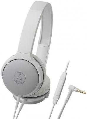 Наушники Audio-Technica ATH-AR1IS белый audio technica atm230