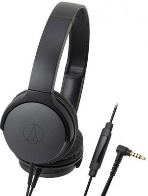 Наушники AUDIO-TECHNICA ATH-AR1ISBL Дуговые закрытого типа наушники audio technica ath ar1isbl дуговые закрытого типа