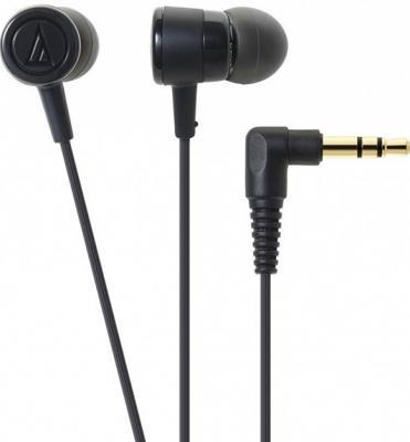 Наушники AUDIO-TECHNICA ATH-CKL220 BK вставные наушники audio technica ath sr5bt bk