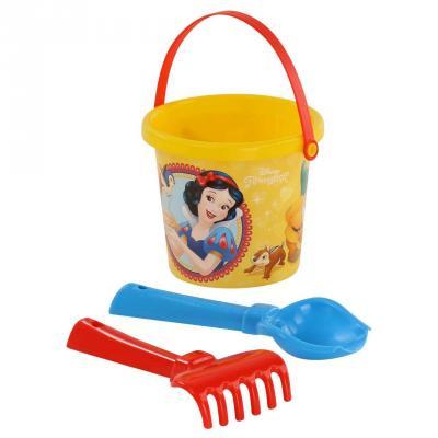 Набор для песка Полесье Принцесса №1 3 предмета игрушки для песка полесье 455 с тачкой полесье