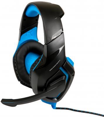 Гарнитура Dialog Gan-Kata HGK-31L 7.1 blue (подсветка,регулятор громкости,обьёмный звук) цена