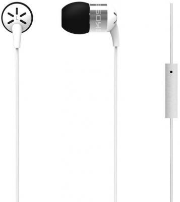 Наушники KOSS KEB25iW White (микрофон,вставные,1,2м)