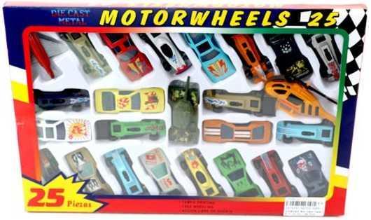 Автомобиль Наша Игрушка Набор машин цвет в ассортименте 92753-25PS автомобиль наша игрушка truck строительная техника цвет в ассортименте 8806abcd