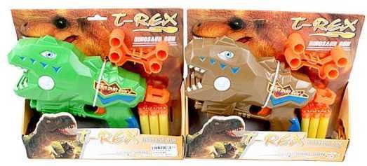 Бластер Наша Игрушка Динозавр цвет в ассортименте Z1125DE