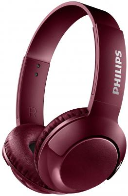 цена на Наушники Philips SHB3075RD/00 красный