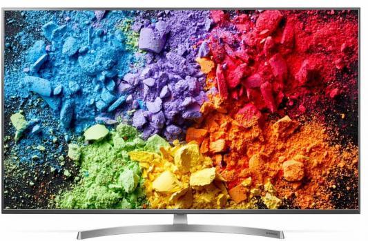 Телевизор LG 75SK8100 серый