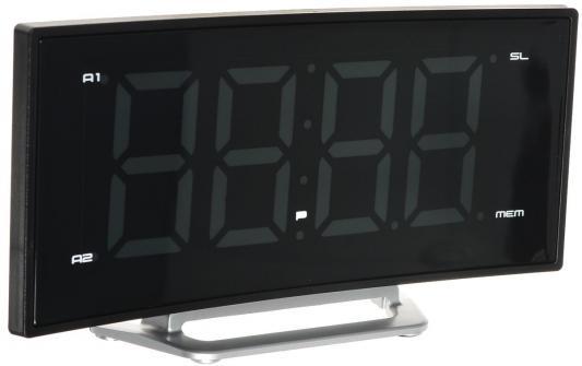 цена на Часы с радиоприёмником Max CR-2906w белый чёрный