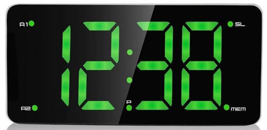лучшая цена Часы с радиоприёмником Max CR-2910 чёрный