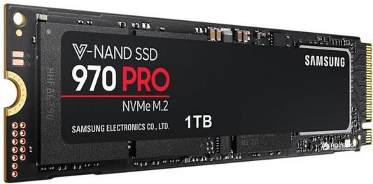 Твердотельный накопитель SSD M.2 1 Tb Samsung MZ-V7P1T0BW Read 3500Mb/s Write 2700Mb/s 3D MLC