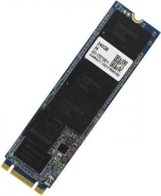 Твердотельный накопитель SSD 2.5 240GB M.2 NVMe Smartbuy M8 240GB 2280 PS5008 TLC (SSDSB240GB-M8-M2)