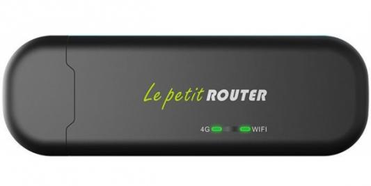 Маршрутизатор D-Link DWR-910/IN Беспроводной компактный маршрутизатор с поддержкой 4G LTE