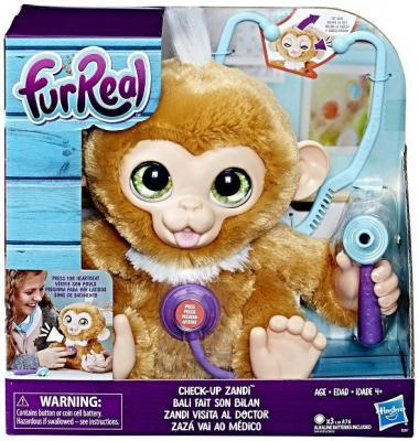 цена на Игрушка Hasbro Furreal Friends Вылечи Обезьянку