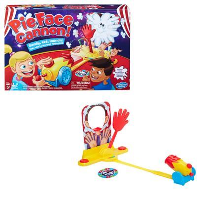 Купить Настольная игра HASBRO для вечеринки ПИРОГ В ЛИЦО ПУШКА, 8 х 27 х 41 см, Игры для компании