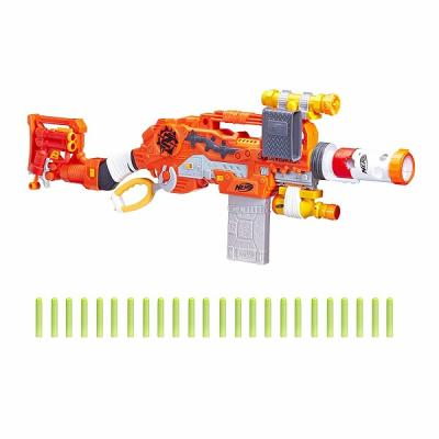 Бластер Hasbro Нерф Зомби Выживший оранжевый E1754