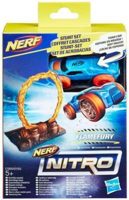 Игрушка Hasbro Nerf аксессуар НЁРФ НИТРО Препятствие игрушка hasbro nerf нитро трамплин e0856