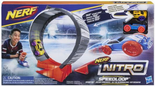 Игрушка Hasbro Nerf аксессуар НЁРФ НИТРО Петля игрушка hasbro nerf нитро трамплин e0856