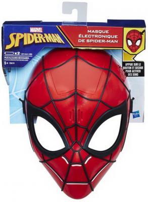 Маска HASBRO Человек-Паук маска супергероя человек паук