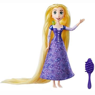 Игрушка Рапунцель Поющая кукла hasbro disney princess c1752 рапунцель поющая кукла