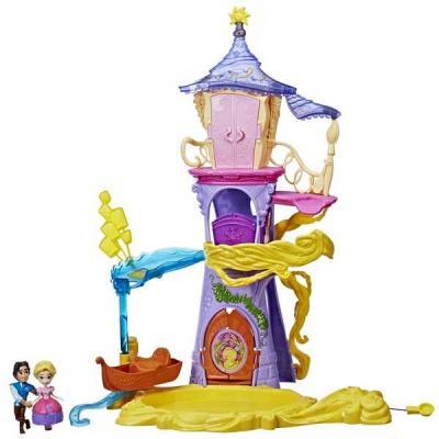 Игровой набор Disney Princess дворец Рапунцель МУВЕРС hasbro в5837 игровой набор башня рапунцель