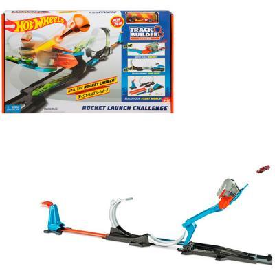Купить Hot Wheels® Конструктор трасс Запуск ракеты , MATTEL, Пластик, металл, Для мальчиков, Гаражи, парковки, треки