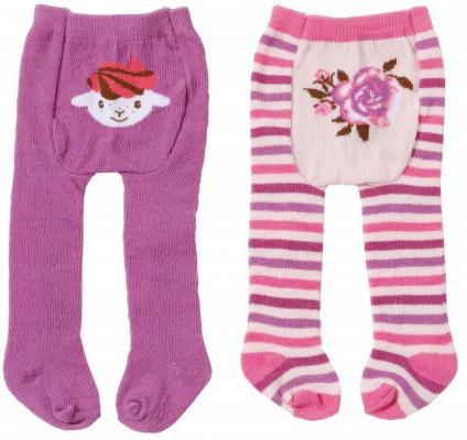 цена Колготки для кукол Zapf Creation Baby Annabel