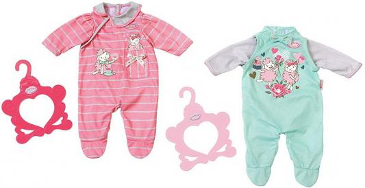 Комбинезончики Zapf Creation Baby Annabell zapf creation baby annabell памперсы 5 шт