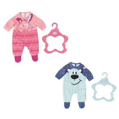 купить Одежда для кукол Zapf Creation Комбинезончики недорого