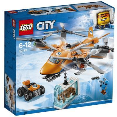 Конструктор LEGO Арктический вертолёт 277 элементов конструктор lego lego 42057 конструктор сверхлёгкий вертолёт