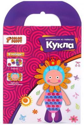 Набор для творчества Color Puppy Кукла от 3 лет набор для творчества color puppy жидкий пластилин от 3 лет 95331