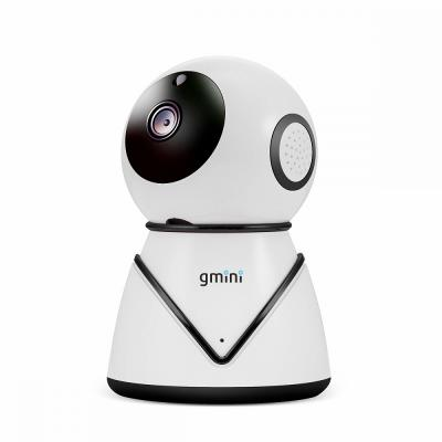 Камера IP Gmini HDS9100G CMOS 1/4 1280 x 720 H.264 Wi-Fi белый AK-10000037 wanscam jw0011 1 4 cmos 0 3mp p2p indoor ip camera w 36 ir led wi fi silver uk plug