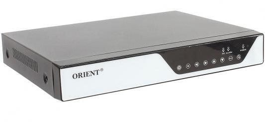 Видеорегистратор ORIENT HVR-9104/1080p гибридный регистратор 5в1: 4xCVBS 960H/ 4xAHD/TVI/CVI 1080p/ 9xIP 1080p/ 4xIP 5M/3M, Hisilicon Hi3520D, синхрон k198g 1080p