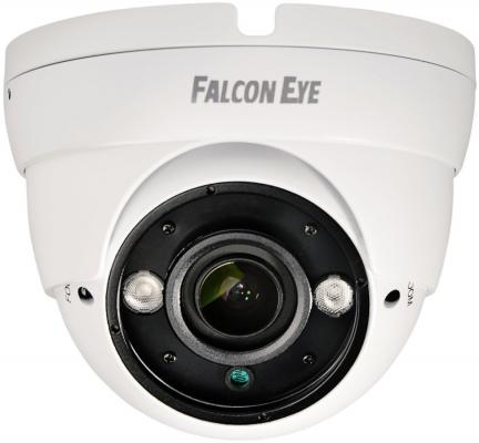 Камера Falcon Eye FE-IDV1080MHD/35M Уличная купольная гибридная видеокамера 1080P ip камера falcon eye fe ipc bl100p eco
