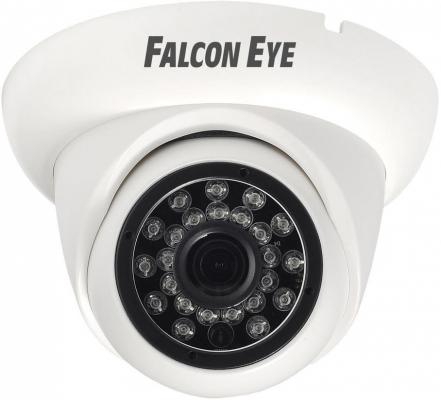 Камера Falcon Eye FE-ID1080MHD/20M-2.8 Уличная купольная гибриднаяAHD видеокамера 1080P (AHD, CVI, TVI, CVBS) 1/2.8' Sony IMX323 Exmor CMOS , 1920*108 камера falcon eye fe d720mhd 20m 2 8 купольная цветная гибридная видеокамера ahd cvi tvi cvbs 1 4 1280 720 25 fps объектив f 2 8 mm
