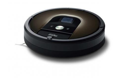 Пылесос iRobot Roomba 980 irobot щетка ворсяная для roomba 600 700