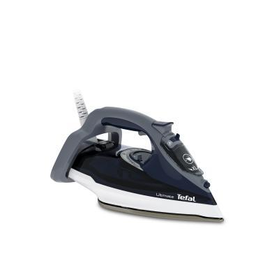 лучшая цена Утюг Tefal FV 9770 3000Вт белый серый