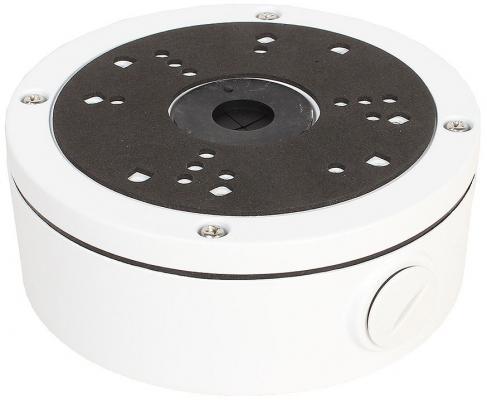 Распределительная коробка SAB-5X/955WP для монтажа AHD/IP камер Orient серий 58/68/955, O145мм x 54мм, влагозащищенная, 2 гермоввода, алюминий, цвет б цены
