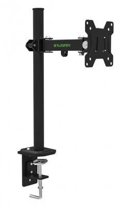 Кронштейн для мониторов Tuarex ALTA-501, для LCD мониторa 15-32, настольный, VESA 100x100, max 8 кг, Черный