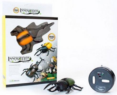 Купить Жук-носорог Наша Игрушка SPL310482 пластик, металл от 5 лет цвет в ассортименте, Радиоуправляемые игрушки