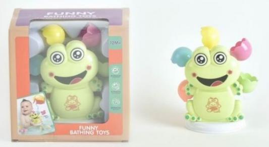 Интерактивная игрушка Наша Игрушка Лягушонок от 1 года интерактивная игрушка ks kids девочка julia для купания от 1 года белый ка10419