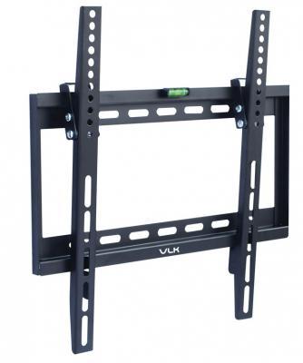 Фото - Кронштейн VLK TRENTO-34 черный 26-65 фиксированный от стены 25мм VESA 400х400мм до 40кг подставка для телевизора vlk trento 92 макс 10кг черный