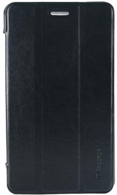 Чехол IT BAGGAGE для планшета Huawei Media Pad T2 7 ультратонкий черный ITHWT1725-1 чехол it baggage для планшета huawei media pad x2 7 ультратонкий искуственная кожа черный ithwx202 1