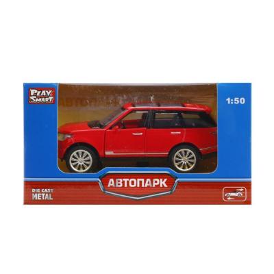 Автомобиль Play Smart 6524WC-A.B.C.D. 1:50 цвет в ассортименте X600-H09211