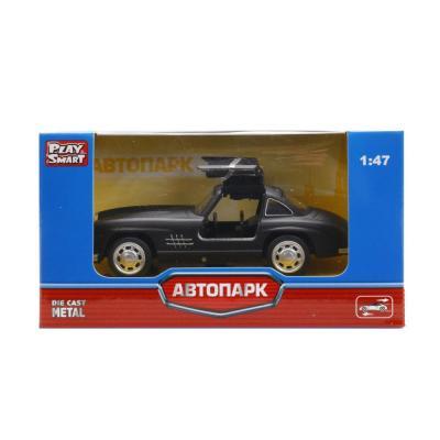 Автомобиль Play Smart 6526WC-A.B.C.D 1:47 цвет в ассортименте X600-H09213 автомобиль orion toys автомобиль логика микроавтобус цвет в ассортименте 195